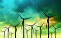 eco energy, wind turbines - PhotoDune Item for Sale
