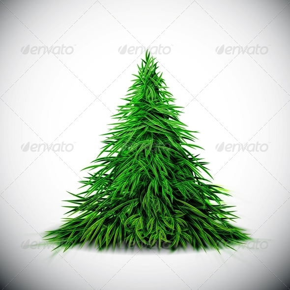 GraphicRiver Christmas Tree 5726064
