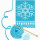 knitting - GraphicRiver Item for Sale