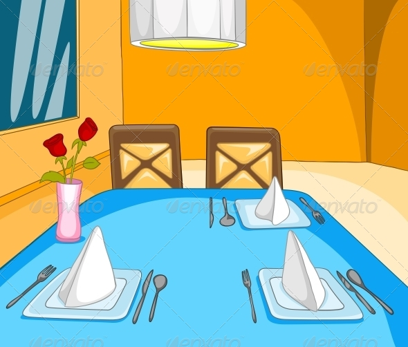 GraphicRiver Restaurant 5729192