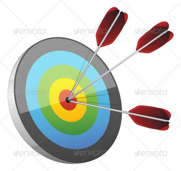 GraphicRiver Bang on Target 5730347