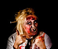 Undead business zombie giving Halloween thumbs up - PhotoDune Item for Sale