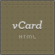 Elegant Vcard - ThemeForest Item for Sale