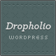 Dropholio - Creative Wordpress Portfolio & Blog - ThemeForest Item for Sale