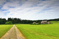 Track and farm at Cartmel - PhotoDune Item for Sale