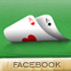 Pokerface FB Timeline Cover - GraphicRiver Item for Sale