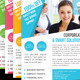 Corporate Company Flyer - GraphicRiver Item for Sale
