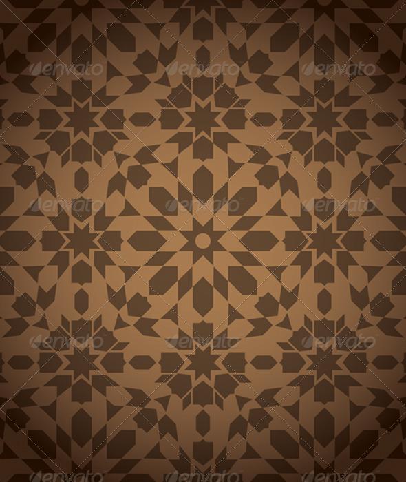 GraphicRiver Moroccan Pattern 5740418