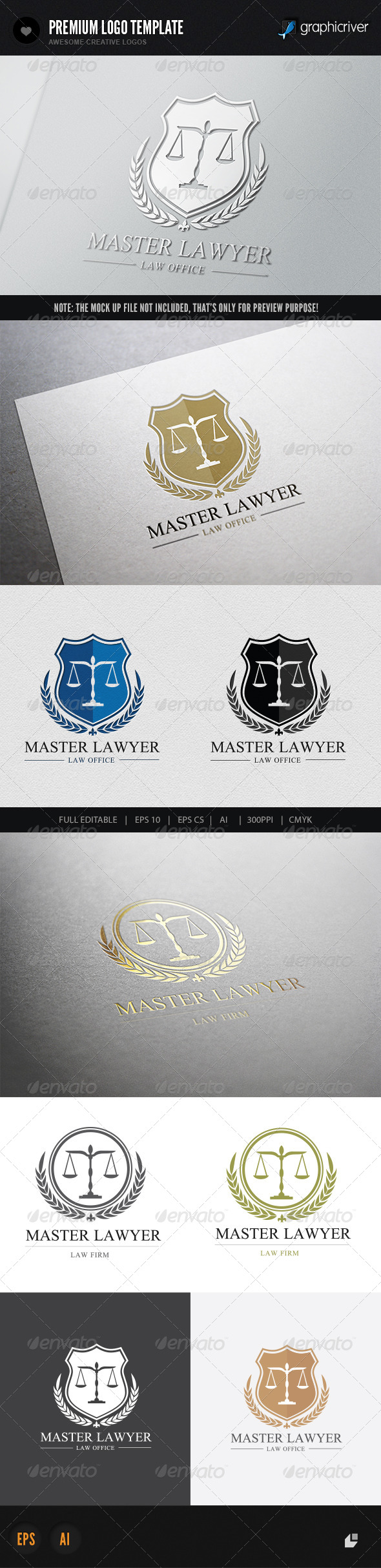 GraphicRiver Law Firm V1 5740427