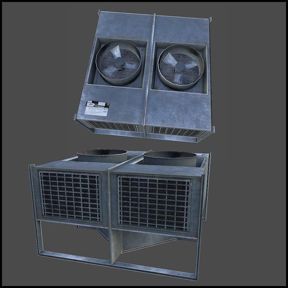 3DOcean Building Ventilation 5741143