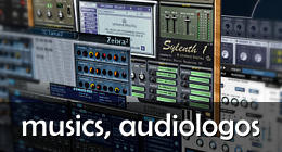 Musics, Audiologos