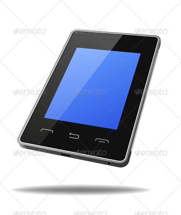 GraphicRiver Cellphone 5741846