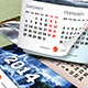 Wall Calendar 2014 - 7 pages A3 - GraphicRiver Item for Sale