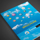 Social Cloud : Social Media 12 Pages Brochure - GraphicRiver Item for Sale