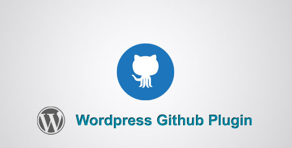 Wordpress Github Plugin - CodeCanyon Item for Sale