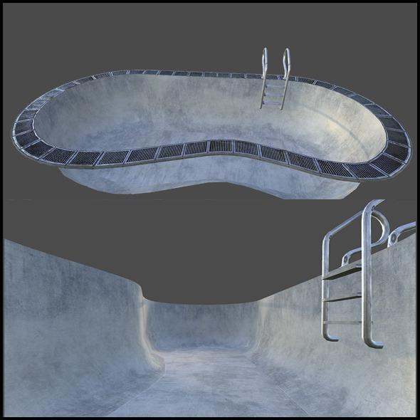 3DOcean Indoor Swimming Pool 5744519