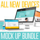 Bundle - New Devices Responsive Screen Mock Up - GraphicRiver Item for Sale