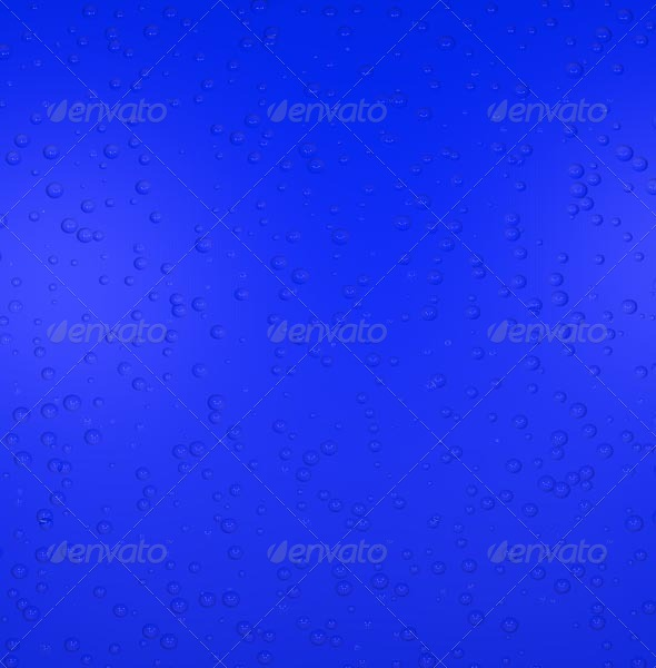 GraphicRiver Water Drops Background 5748121