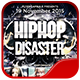 Hip Hop Disaster Flyer Template - GraphicRiver Item for Sale