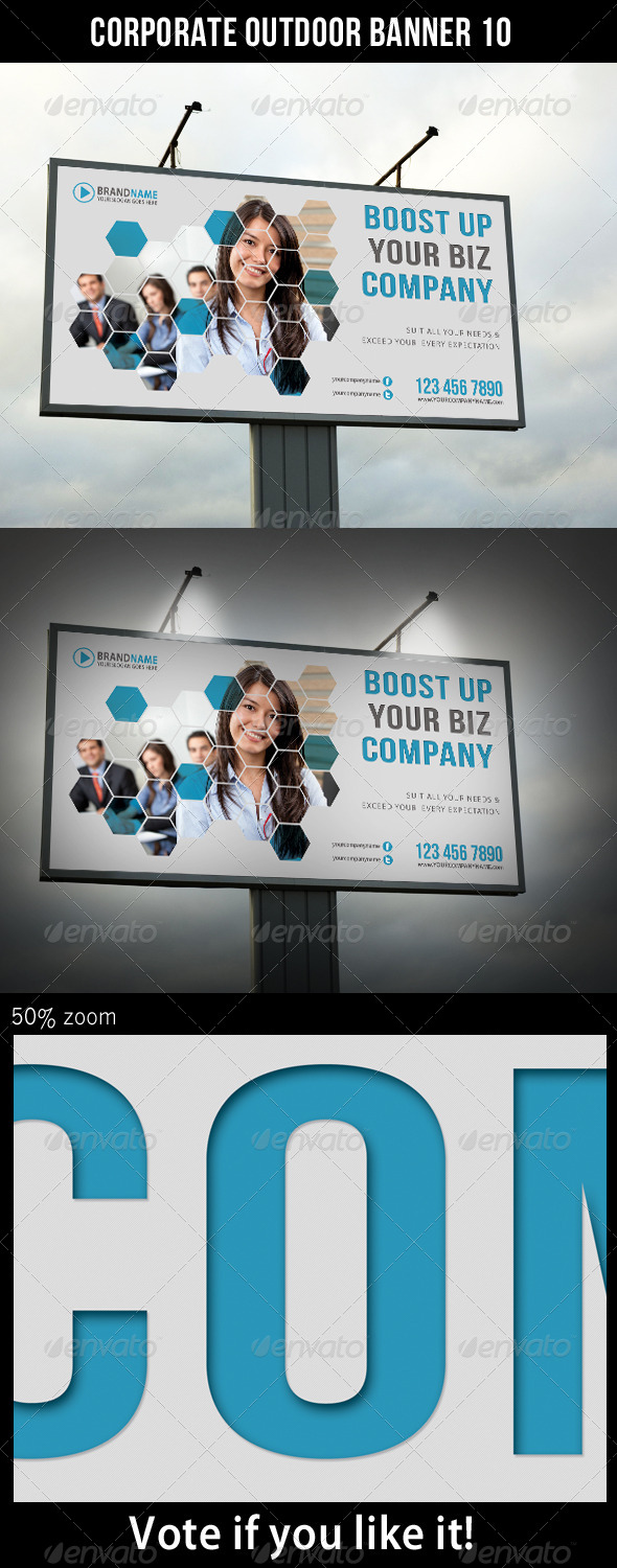 GraphicRiver Corporate Outdoor Banner 10 5753320