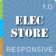 Elec Store Responsive Magento Theme - ThemeForest Item for Sale