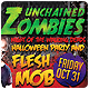 Unchained Zombies Flash Mob Party Flyer - GraphicRiver Item for Sale
