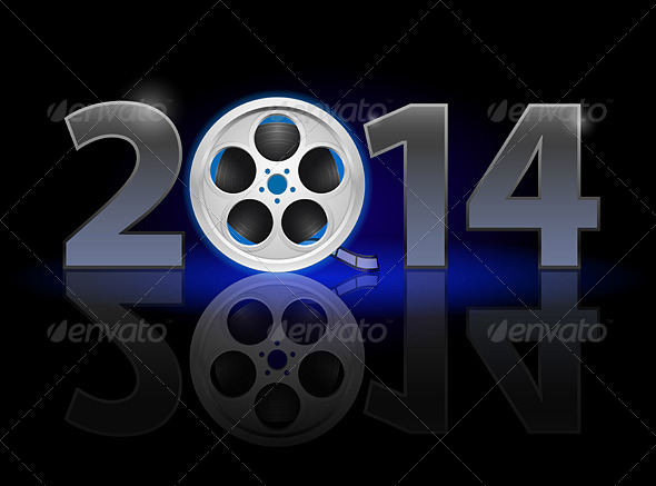 GraphicRiver New Year 2014 5756112