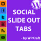 Social Slide-out Tab Menus: WordPress Plugin - CodeCanyon Item for Sale