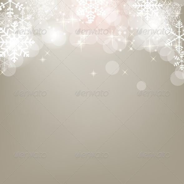 GraphicRiver Abstract Christmas and New Year Background 5759269
