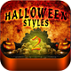 Halloween Styles 2 - GraphicRiver Item for Sale