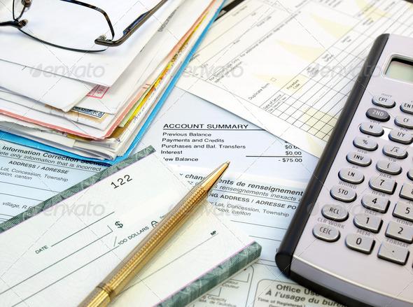 PhotoDune Pay Bills 596189