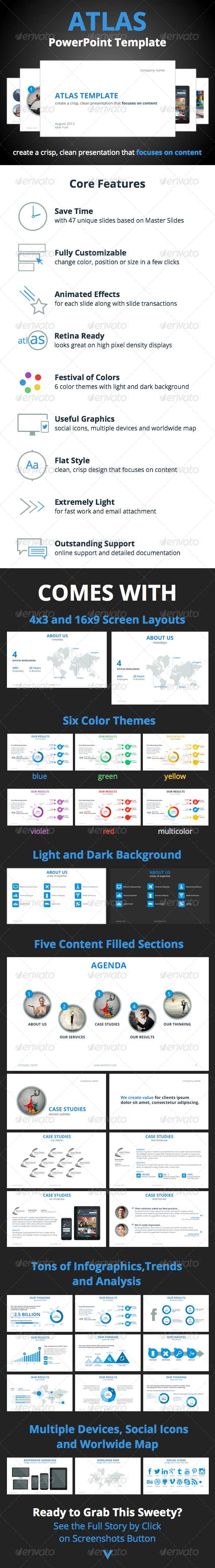 GraphicRiver ATLAS Template 5766742