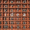 Idea crossword - PhotoDune Item for Sale
