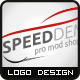 Speed Demon Logo - GraphicRiver Item for Sale