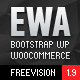 EWA - Bootstrap Multi-Purpose Wordpress Theme - ThemeForest Item for Sale