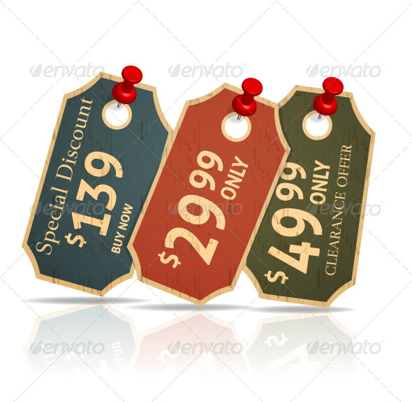 GraphicRiver Sale Tags 5756212