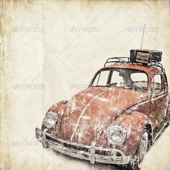 retro background - Stock Photo - Images