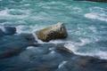 Stone in river - PhotoDune Item for Sale