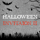 Halloween Invitation II - GraphicRiver Item for Sale