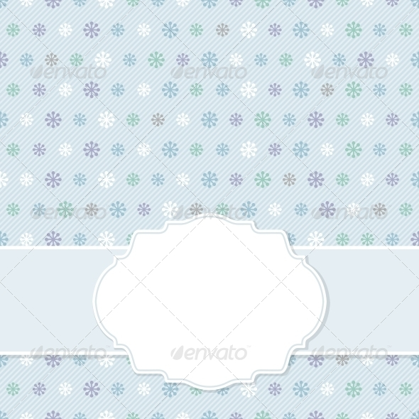 GraphicRiver Christmas Frame 5775961