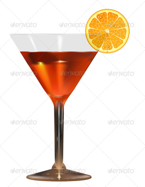 GraphicRiver Cocktail 5776886