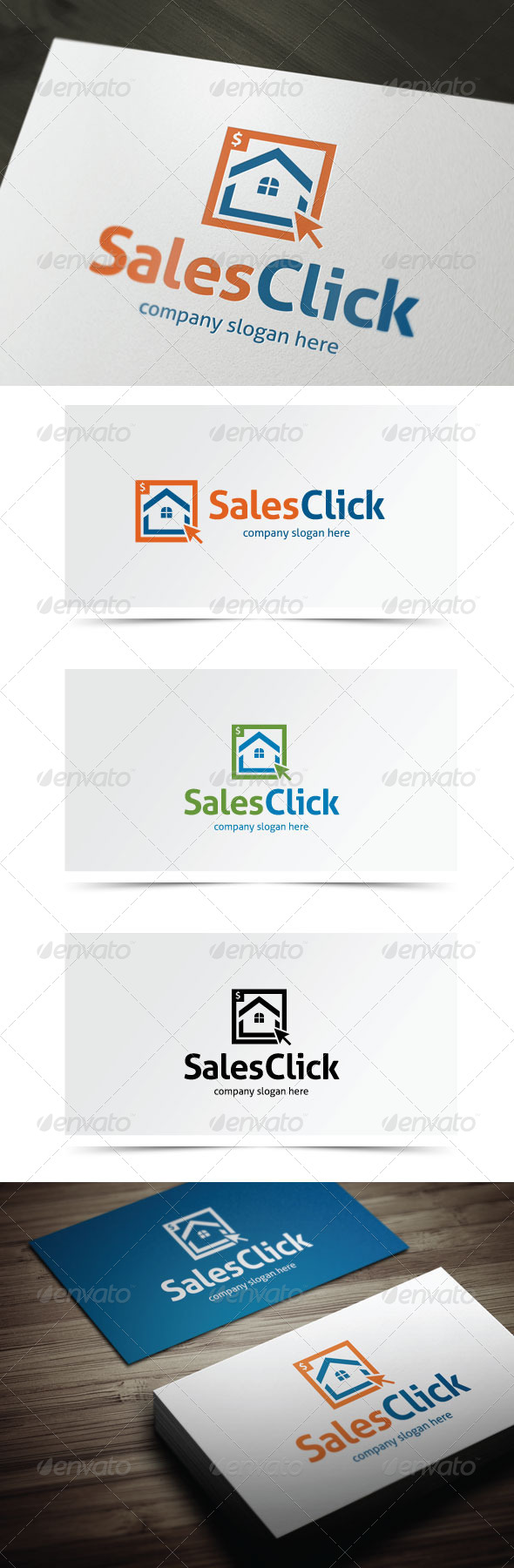 GraphicRiver Sales Click 5776970