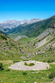 Prehistoric Tumulus in the Spanish Pyrenees - PhotoDune Item for Sale