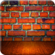 Brick Room Backdrop - GraphicRiver Item for Sale
