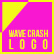 Wave Crash Logo Reveal - VideoHive Item for Sale
