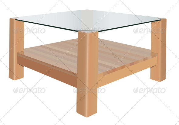 GraphicRiver Coffee Table 5779843
