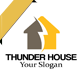 Thunder House Logo - GraphicRiver Item for Sale