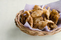 Deep fried sajor-caju mushroom - PhotoDune Item for Sale