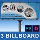 Business Group Billboard v1-Graphicriver中文最全的素材分享平台