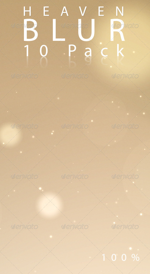 GraphicRiver Heaven Blur Background 5782085